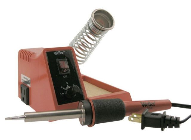 Weller Soldering Iron and Station