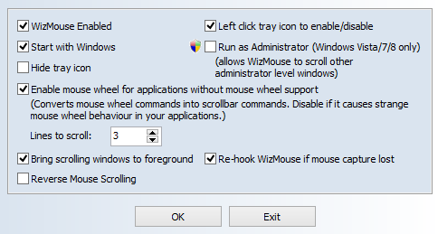 Spice Up The Windows System Tray With These 9 Clever Features wizmouse