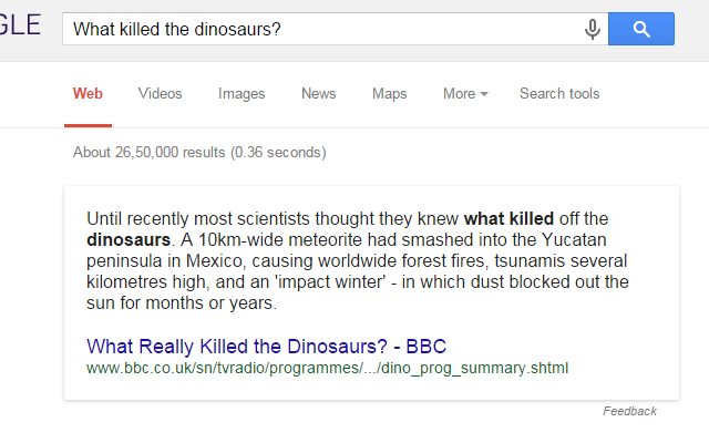 Google-what-killed-the-dinosaurs