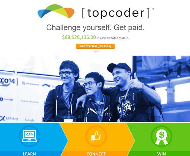 How to Improve Your Knowledge & Skills with Crowd Wisdom Topcoder