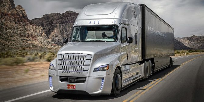 First Autonomous Truck Announced: What Does This Mean for Truckers?