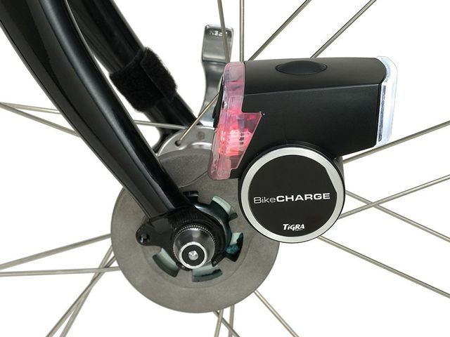 Charge Your Smartphone While You Ride Your Bike bikecharge2