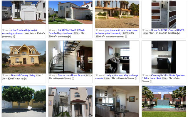 craigslist-housing-tijuana