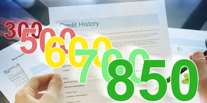 How to Improve and Monitor Your Credit Score by Using Technology