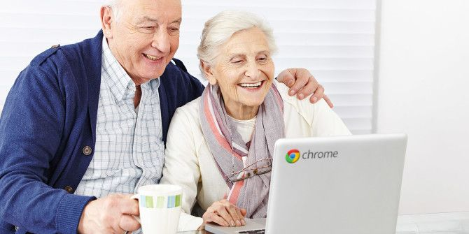 5 Reasons Chromebooks are the Perfect Computer For an Elderly Person