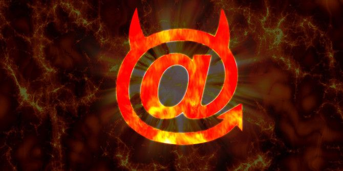 5 Email Sins You May Be Committing… & How to Redeem Yourself