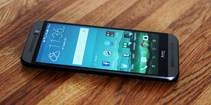 HTC One M9 Review and Giveaway