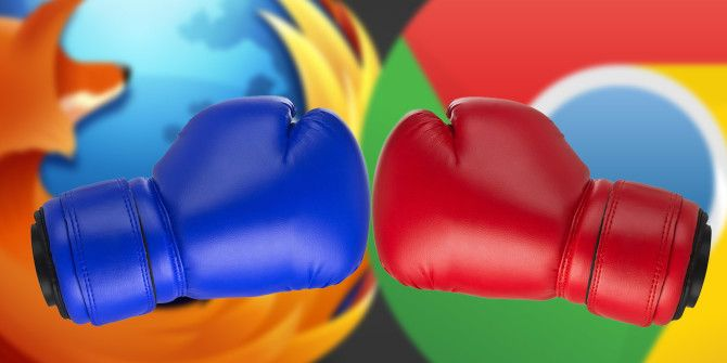 Settings and Syncing: Firefox versus Chrome