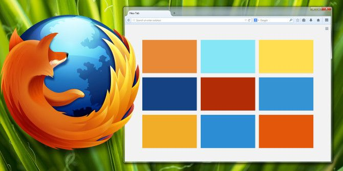 4 Ways to Brighten Up Your Mozilla Firefox Start Page