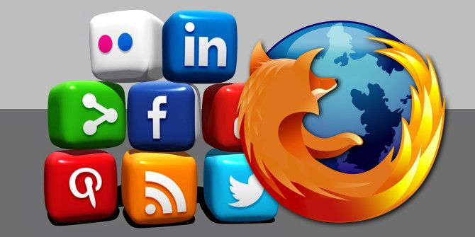 6 Great Social Sharing Extensions for Firefox