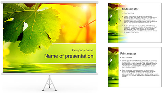 free-powerpoint-template-autumn-leaves