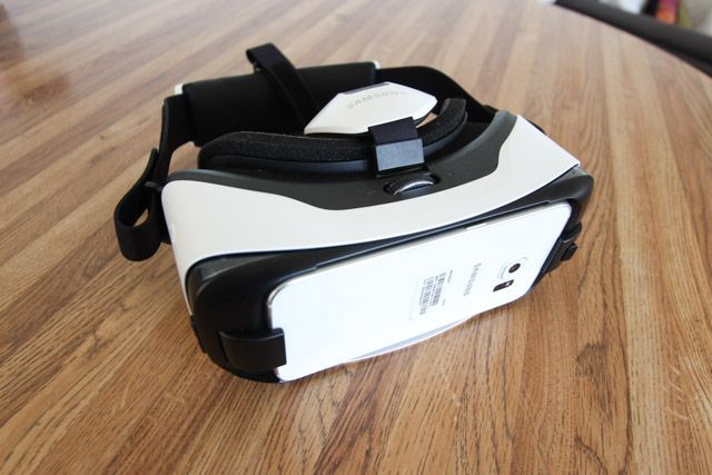 galaxy s6 edge - gear vr design