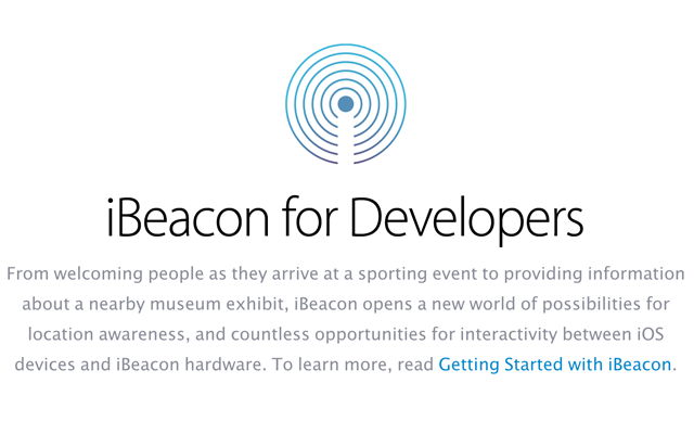 ibeacon-for-developers