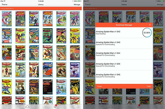 The Best Apps for Reading Comics on Your iPad icomix