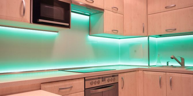 7 Creative Uses for Colored LED Home Automation Lighting