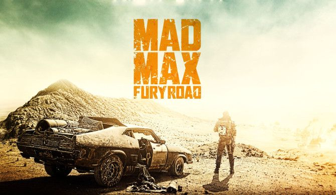 The Mad Max: Fury Road Movie Review for Geeks… One Long Crazy Car Chase