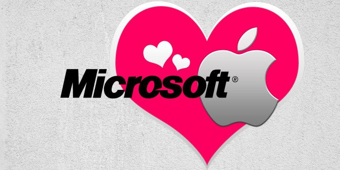 Microsoft Loves Apple – These Mac and iOS Apps Prove it