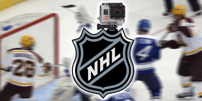 The NHL and GoPro: An Incredibly Skillful Social Media Campaign