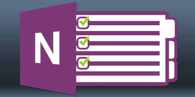 6 Tips for Using OneNote as Your To-Do List