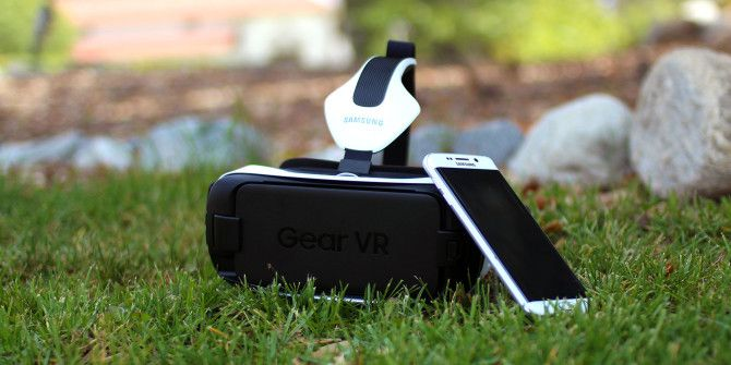 Samsung Galaxy S6 Edge and Gear VR Review and Giveaway