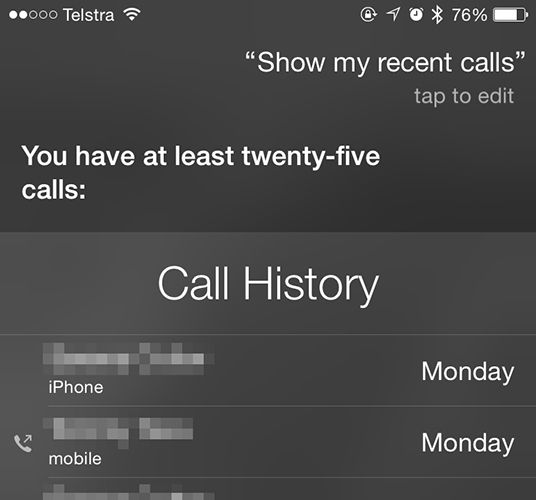 Stop Siri & Notification Center Giving Away Your iPhone Secrets siri calls
