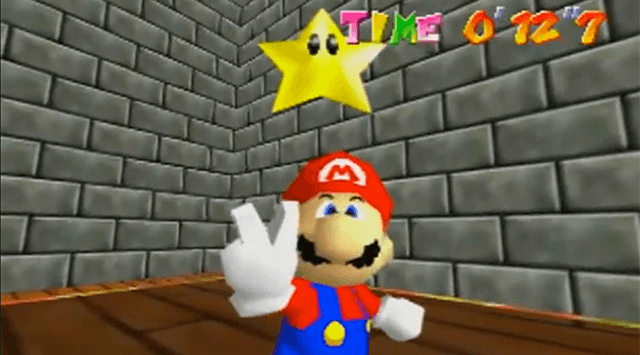 speedrunning-example-supermario64