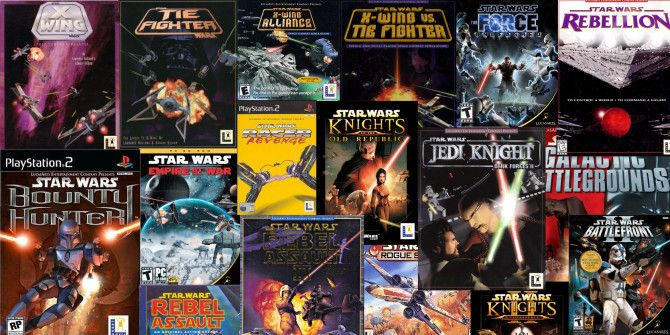 May the 4th Be With You: Get Huge Deals on Star Wars Games Right Now