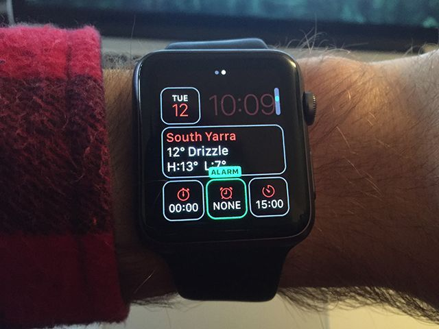 How to Perform Common iPhone Functions on Your Apple Watch watch customise