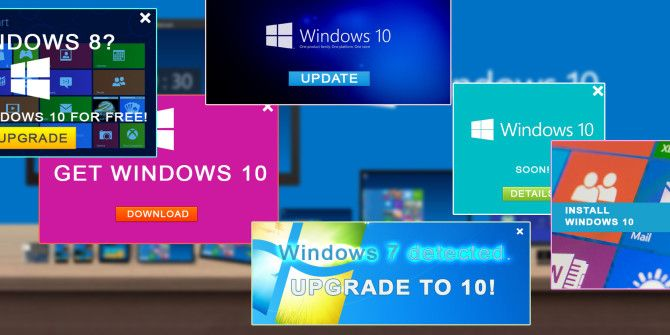 Has Microsoft Installed Adware on Your PC to Promote Windows 10?
