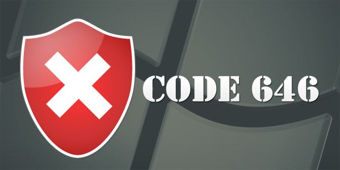 How to Resolve a Code 646 Windows Update Error