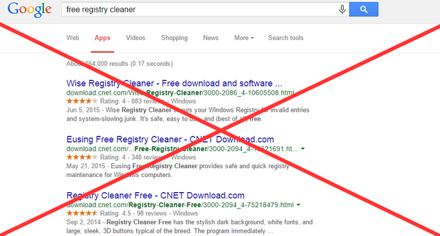 6.1 registry cleaner