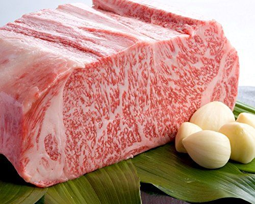 Authentic Japanese Wagyu Beef Kobe Beef Strip Steaks 20 lbs -A5 Grade