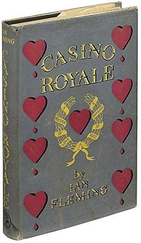 Casino Royale - True U.K. 1st w/Original 2nd state Dust Jacket Hardcover – Import, 1953