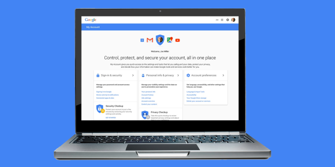 What Does Google Know About You? Find Out and Manage Your Privacy and Security