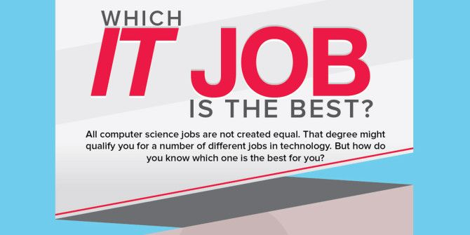 Which IT Career is Right for You?