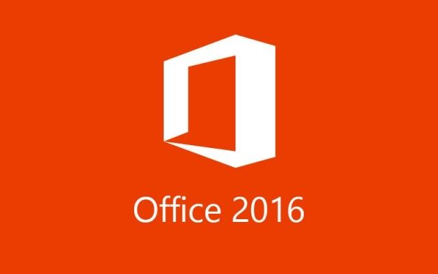 Office 2016 logo