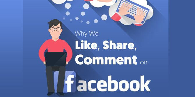 Why do People Like, Share, and Comment on Facebook?
