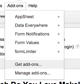 Supercharge Your Google Forms and Get More out of Them addonsmenu