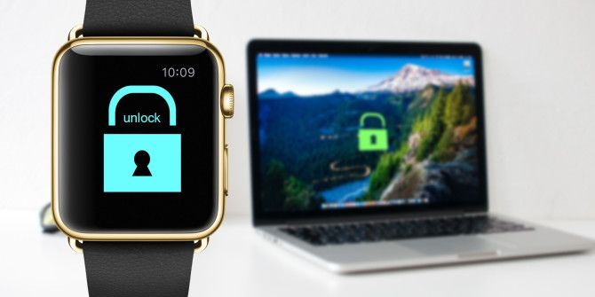 Unlock Your Mac Using Your Apple Watch or Android Wear Device