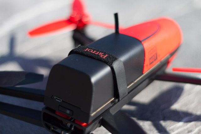 bebop drone and sky controller - battery pack