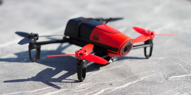 Parrot Bebop Drone and Sky Controller Review and Giveaway