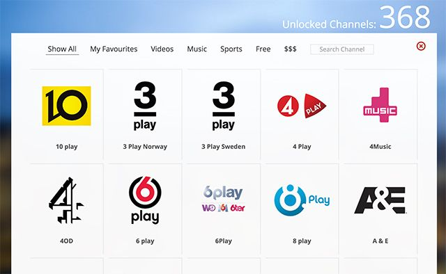 "Stream International TV, Netflix, Pandora & More With UnoTelly DNS and VPN [15x Gold Plans, Samsung 40"" 4K TV, Roku 3, Netflix Gift Cards Giveaway] channels unotelly"