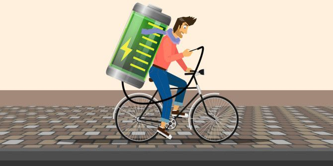 Charge Your Smartphone While You Ride Your Bike