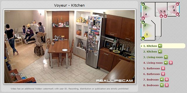 live webcam rooms 6 creative uses for wireless surveillance cameras in your home 11549