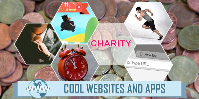 How to Donate to Charity by Browsing the Web, Playing Games, & More