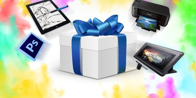 16 Incredible Gift Ideas for a Digital Artist (They'll Love You For It)