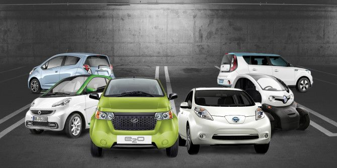 6 Electric Cars You Can Actually Afford
