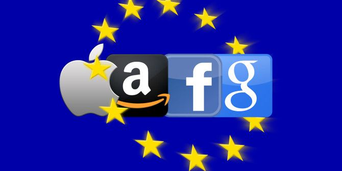 What Is GAFA? Why The EU Doesn't Love Large American Internet Companies