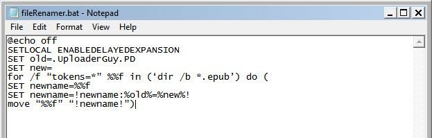 Dip Your Toes In Batch File Programming For Windows