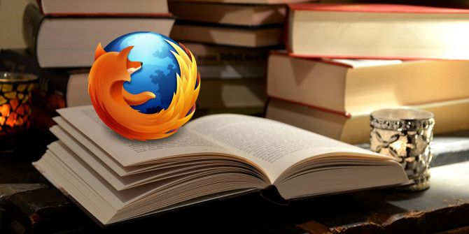 Cover to Cover: 6 Cool Firefox Extensions for Bookworms